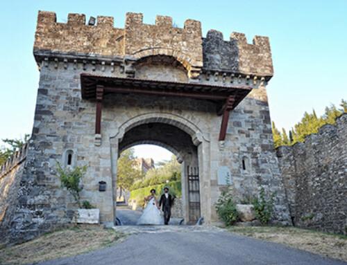 Your Tuscany castle wedding