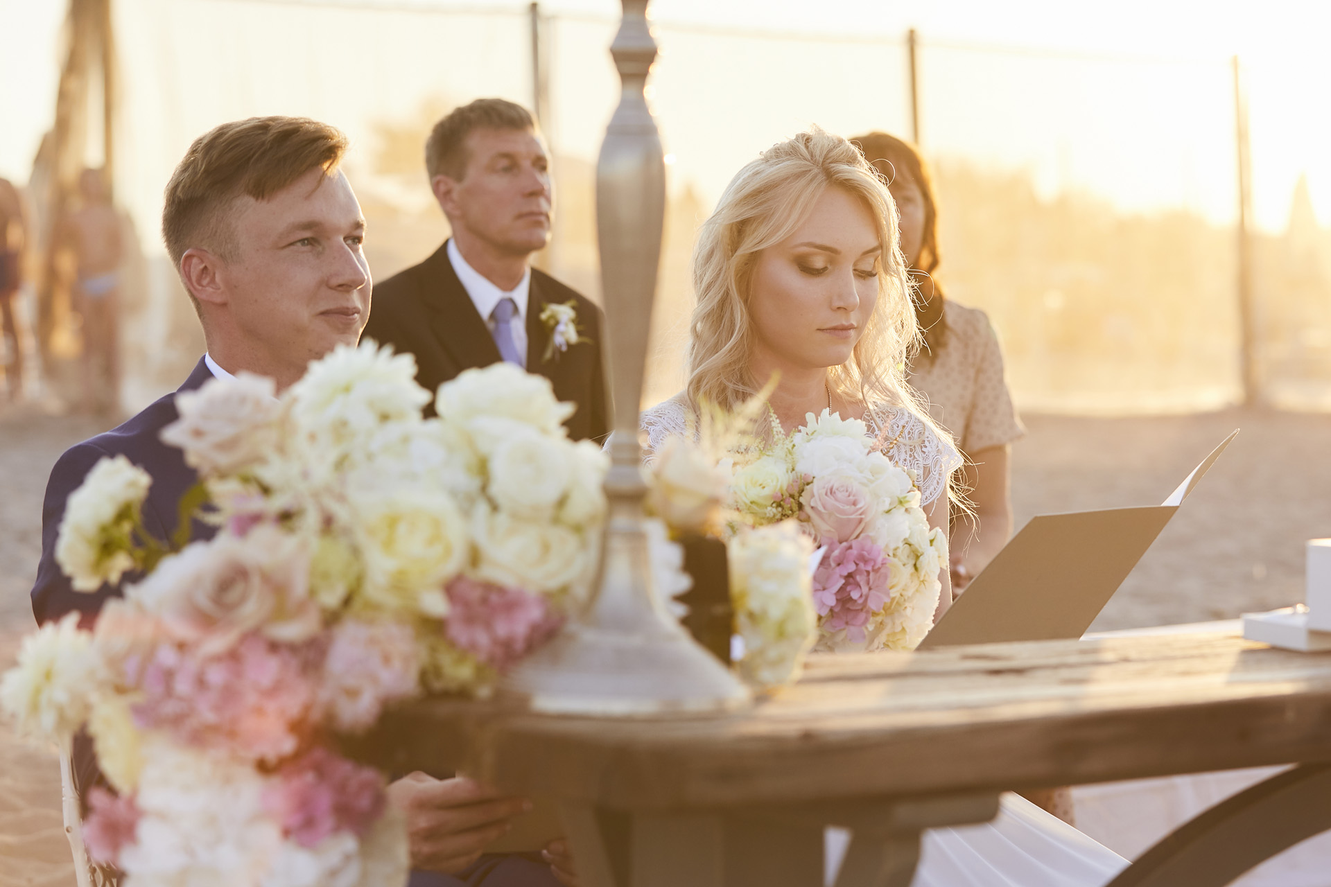 A day in the life of a wedding planner