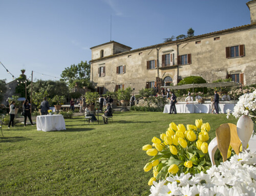 Wedding in Florence in a historic villa