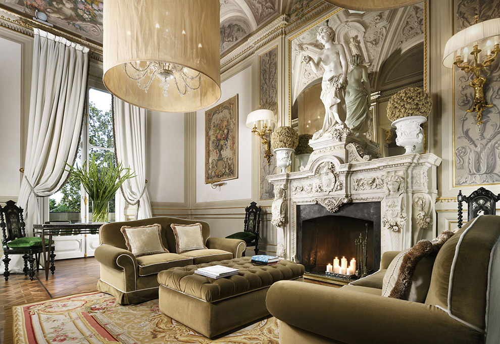 Villa Cora Tuscany wedding venue