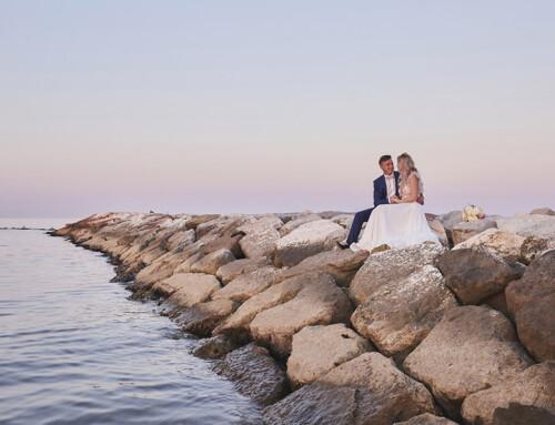 Luxury intimate wedding in Venice